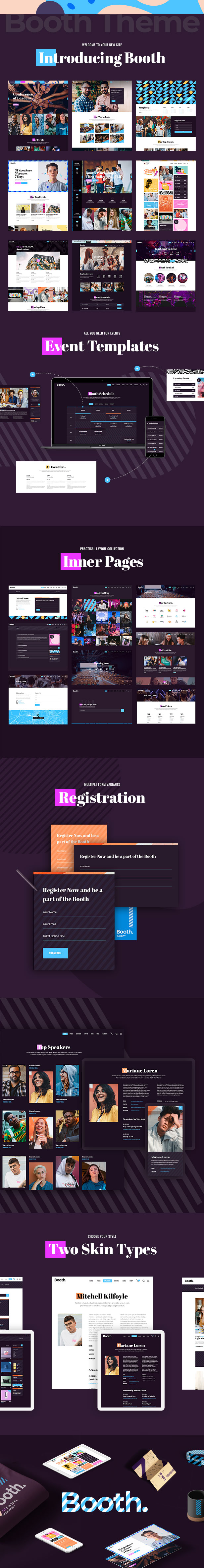 Booth - Event and Conference Theme - 1